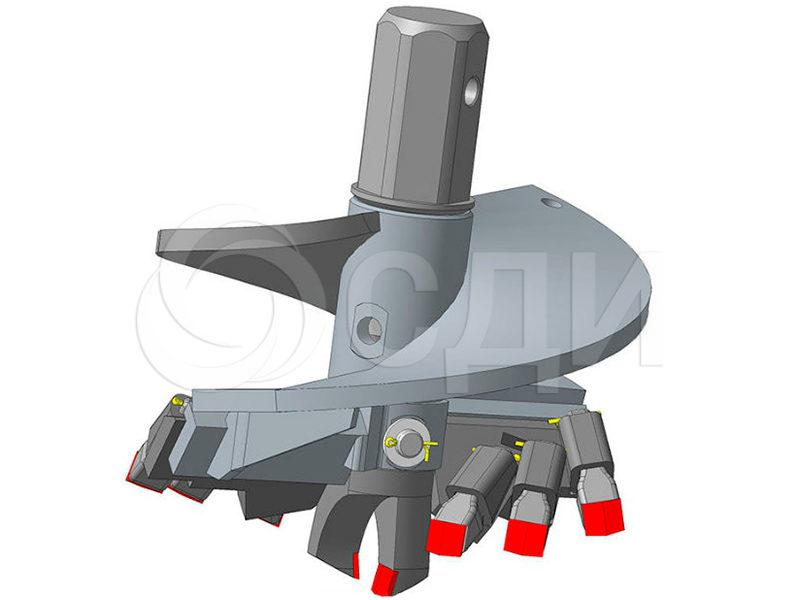 Бур лопастной Б-01705