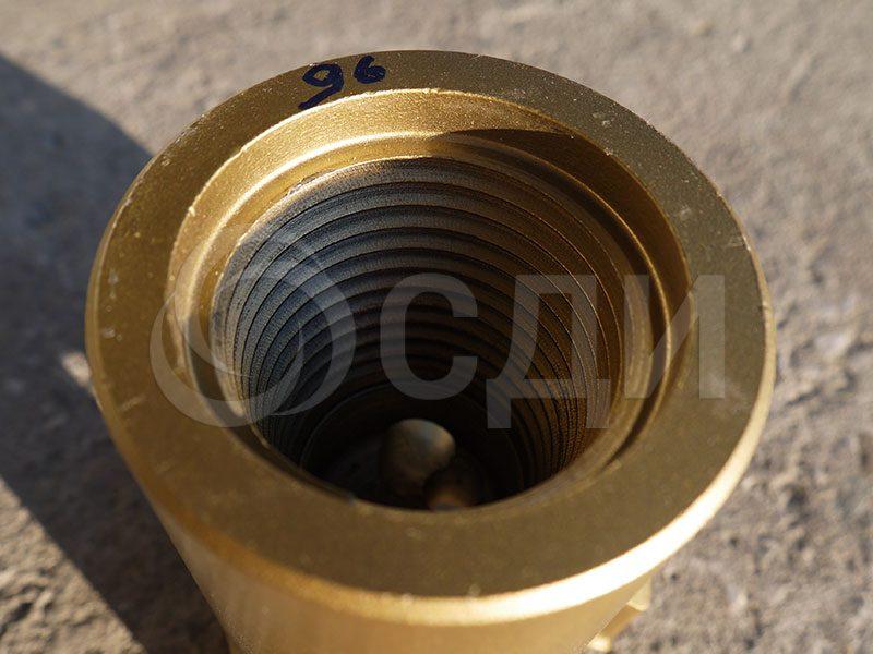 PDC 96 мм - Соединение