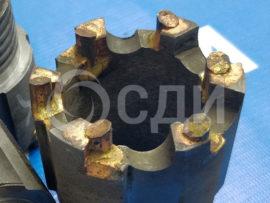 Коронка КТ-10 д. 96 мм